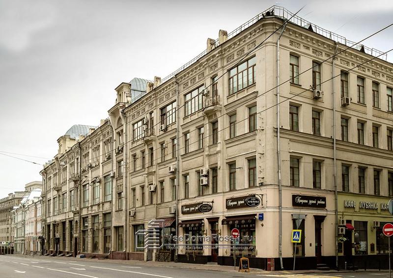 Помещение для фирмы Лубянка Снять офис в городе Москва Измайлово