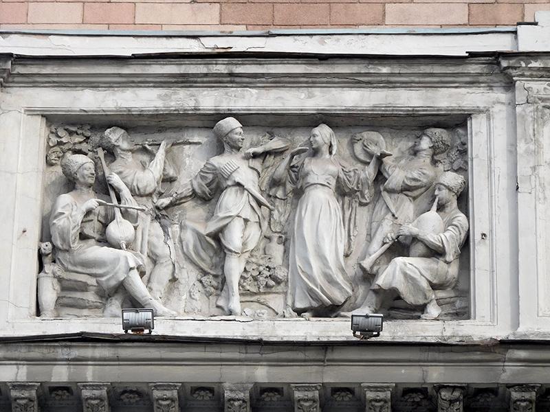 Триумфальная площадь, 31/4 - адрес Московской филармонии им. Чайковского