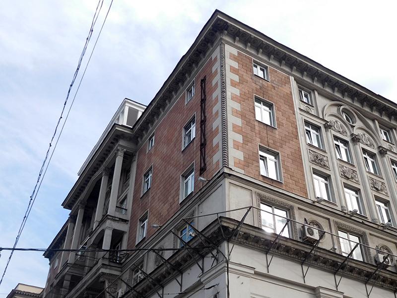 Тверская, 31 - адрес Концертного зала имени Чайковского