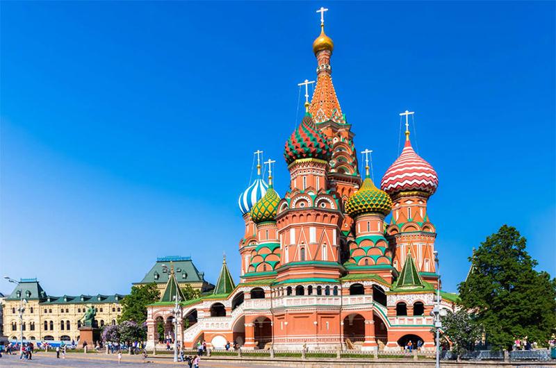 достопримечательности москвы список с фото