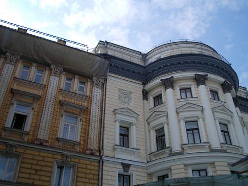 Улица Большая Никитская, дом 13 в Москве
