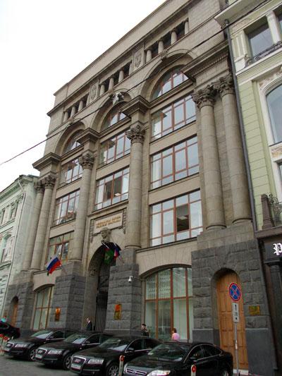 Улица Кузнецкий Мост, дом 16 в Москве
