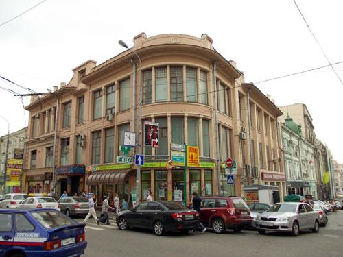 Улица Рождественка, дом 7 в Москве
