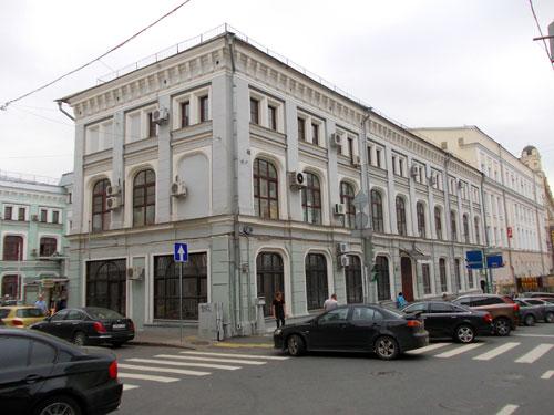 Улица Кузенецкий Мост, дом 2 в Москве