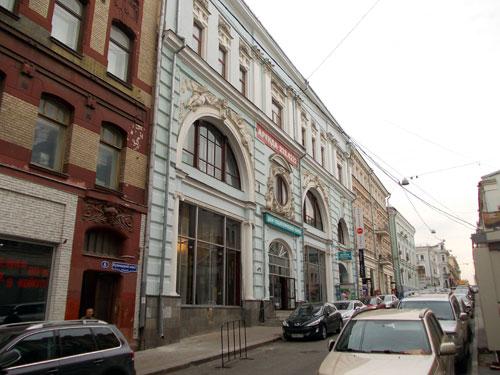 Улица Кузнецкий Мост дом 4 в Москве