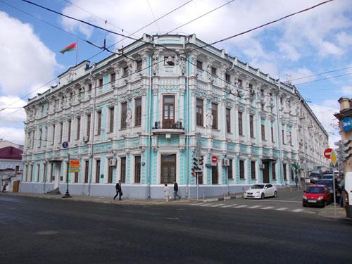 Армянский переулок, дом 6 в Москве