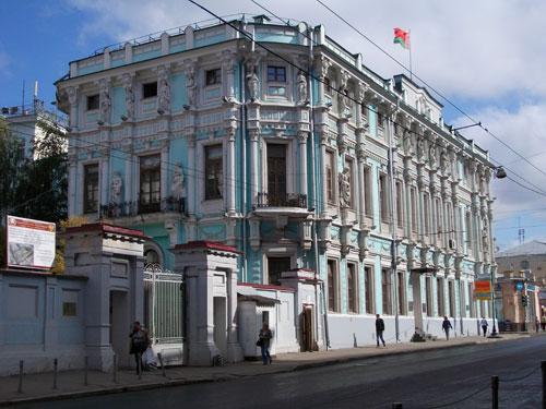 Улица Маросейка, дом 17 в Москве