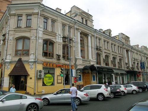 Улица Неглинная, дом 8 в Москве