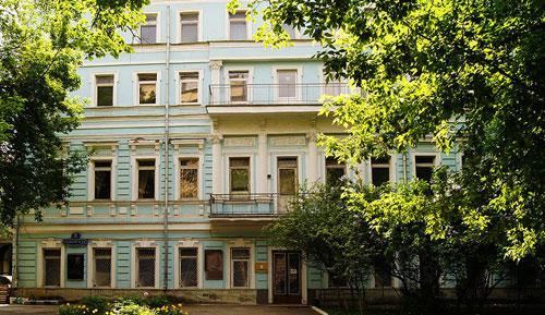 Городская усадьба Чернова на Поварской