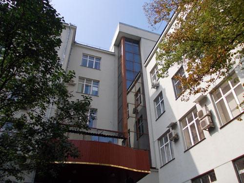 Здание ВНИИ МВД РФ на Поварской, 25