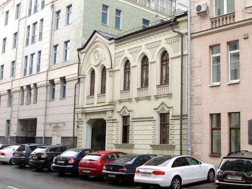 Особняк Козловской по Поварской улице, 28с3