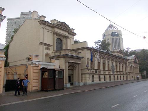 Улица Поварская, дом 9 в Москве