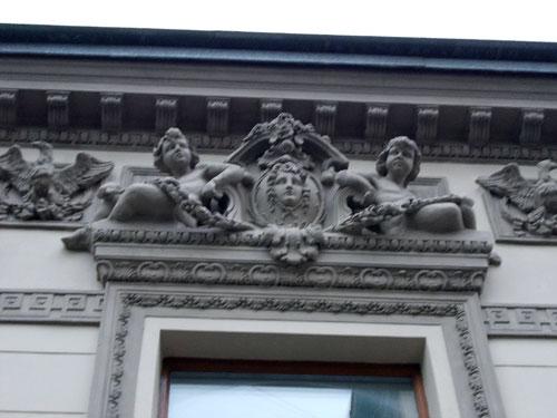 Посольство Кипра в Москве на Поварской улице