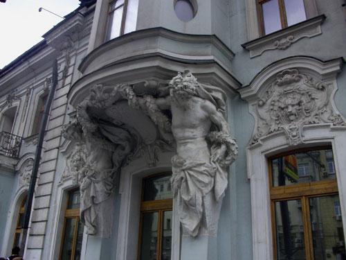 Дом фарфорового короля Кузнецова