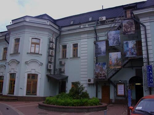 Москва, Проспект Мира, 41, строение 1