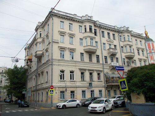 Архангельский переулок, дом 13