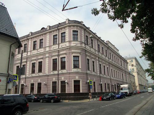 Чистопрудный бульвар, 6 в Москве