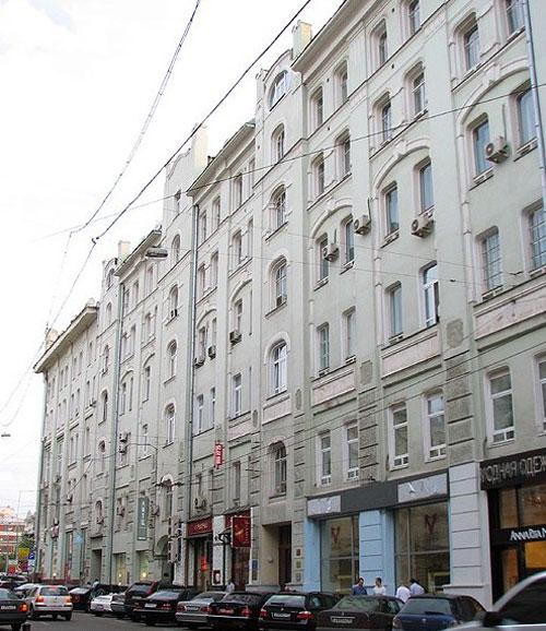 Москва, улица Петровка, 15
