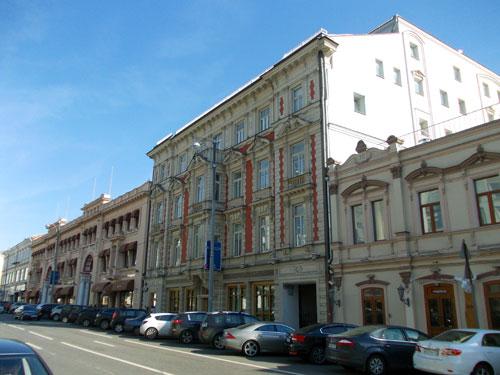 Улица Петровка, дом 8 в Москве