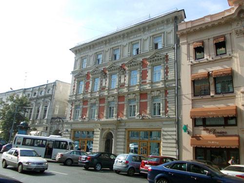 Улица Неглинная, дом 11 в Москве