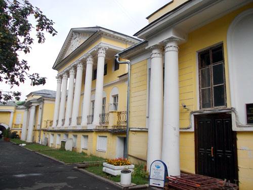 Усадьба Долгорукова и Боде-Колычева на Поварской