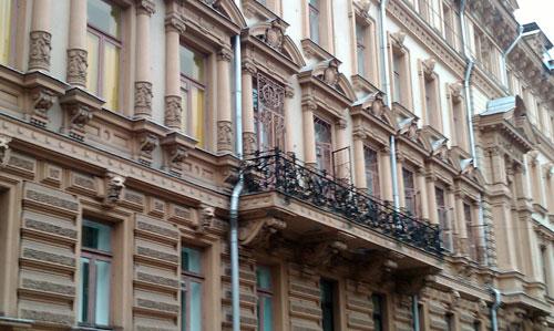 Пятый дом Советов в Романов переулке