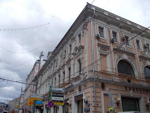 Елисеевский магазин на Тверской (Гастроном №1)