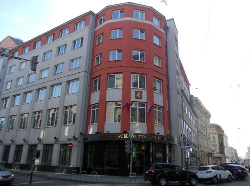 Улица Петровка, 22 в Москве