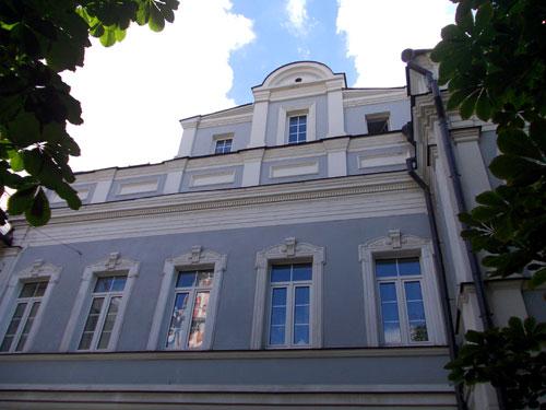 Архангельский переулок, дом 10