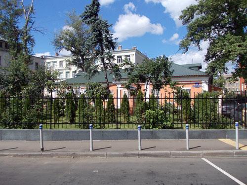 Архангельский переулок, дом 5