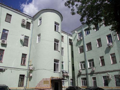 Дом братьев Елисеевых в Сверчков переулке