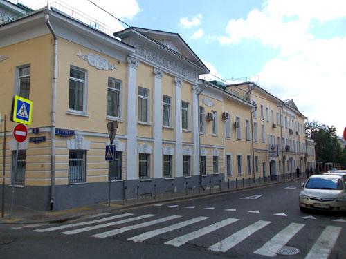 Дом Лаврентьева - Девяткин переулок