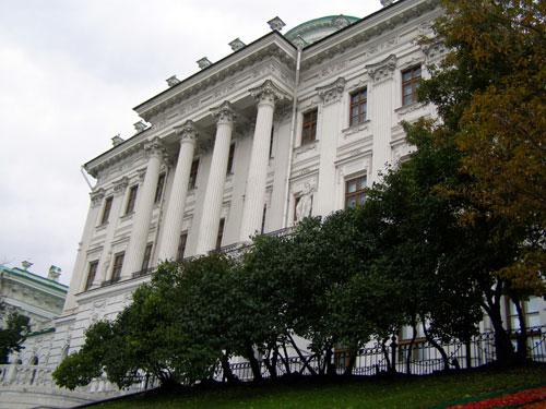 Дома Пашкова в Москве