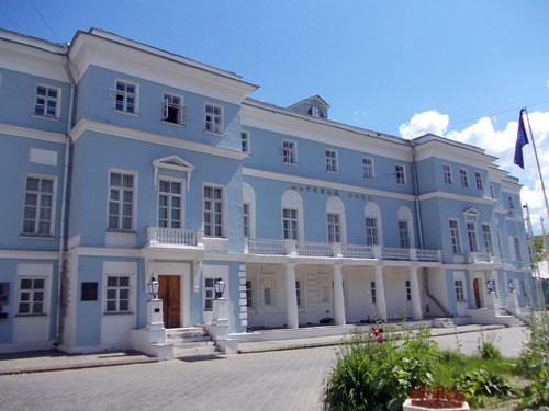 Усадьба Гагарина в Армянском переулке