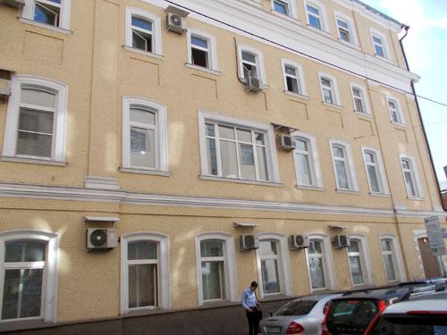 Квартира Абакумова в Архангельском переулке