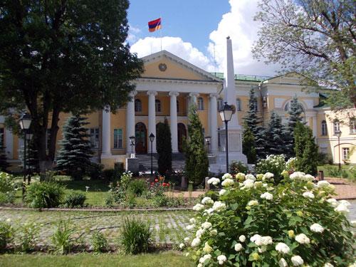 Лазаревский институт в Армянском переулке