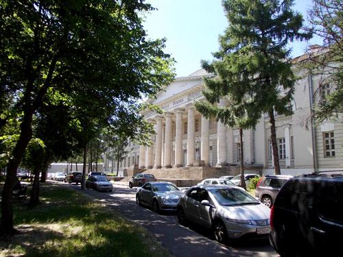 Ленинский проспект, 8, корпус 1 в Москве