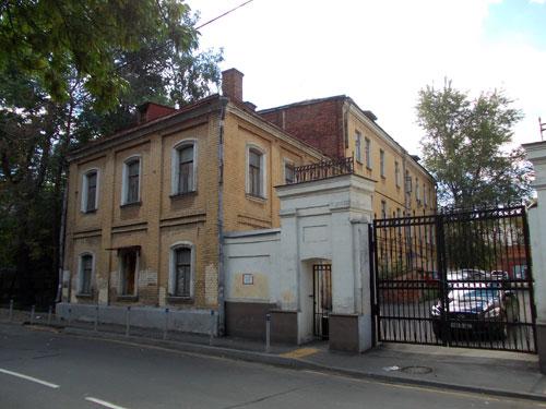 Потаповский переулок, дом 2