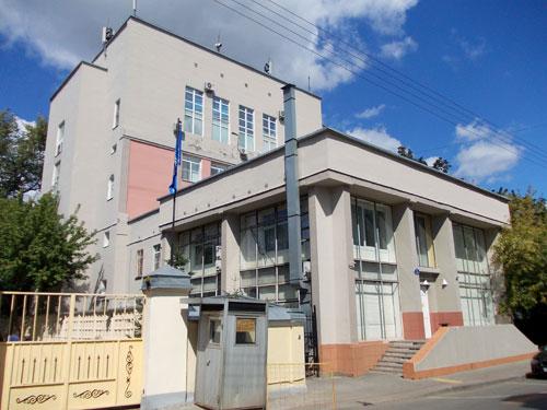 Сверчков переулок, дом 5 в Москве