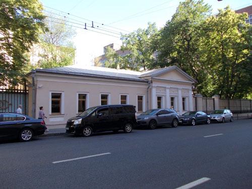 Улица Мясницкая, 37 в Москве