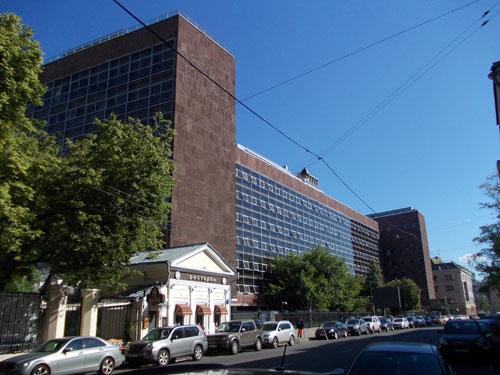 Улица Мясницкая, 39 в Москве