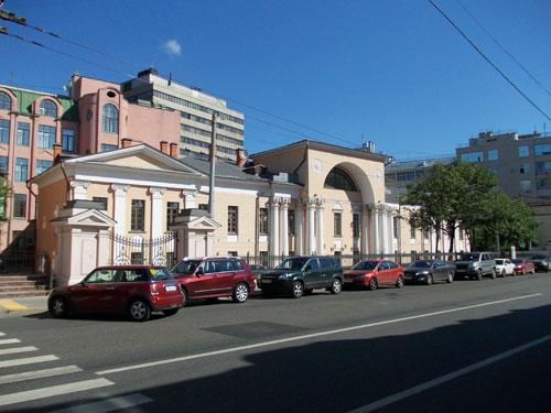 Улица Мясницкая, 43 в Москве