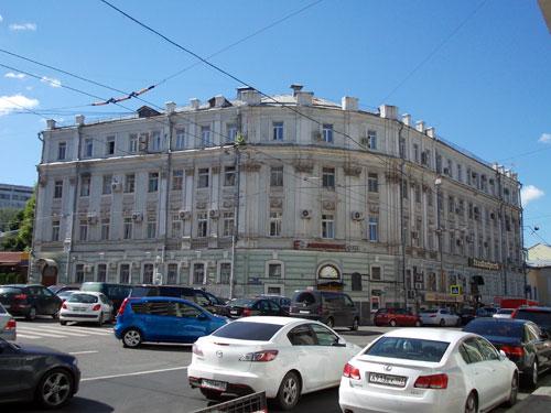 Улица Мясницкая, 46 в Москве