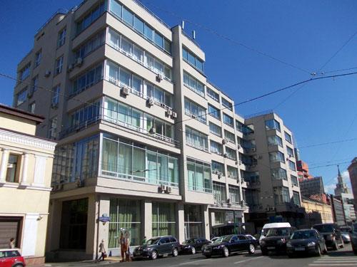 Улица Мясницкая, 47 в Москве