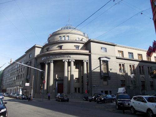 Улица Петровка, 24 в Москве