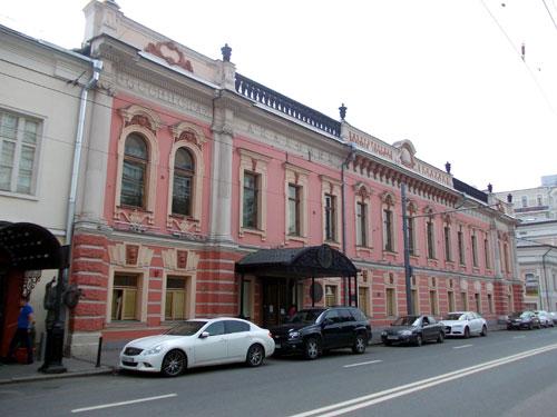 Улица Пречистенка, 21 в Москве