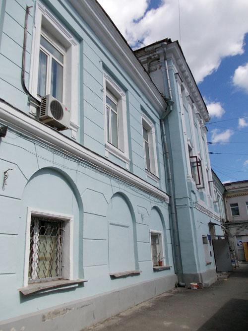 Армянский переулок, дом 13 в Москве
