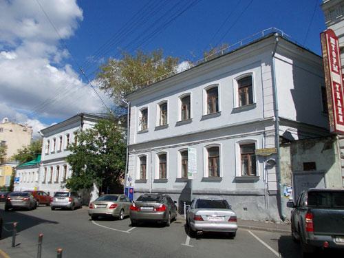 Армянский переулок, дом 5 в Москве