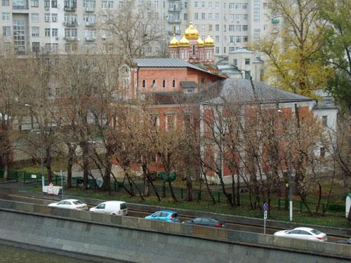 Палаты Аверкия Кириллова на Берсеневской набережной в Москве
