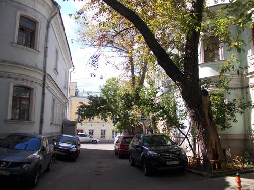 Дома преподавателей Лазаревского института